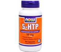 5-HTP NOW 50 mg 90 капсул