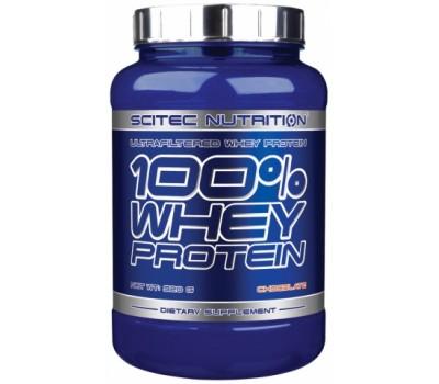 Scitec 100% Whey Protein 920g в Киеве