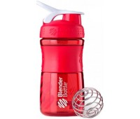 Blender Bottle SportMixer 591 ml mini red