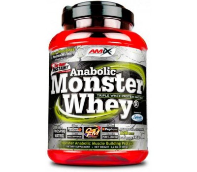 Amix Anabolic Monster Whey 1000g в Киеве