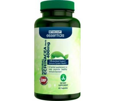 Betancourt Natural Echinacea 400 mg 60 капсул в Киеве