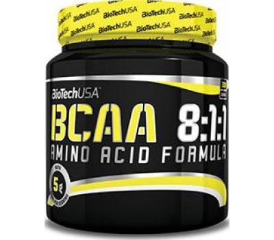 BioTech USA BCAA 8-1-1 300g без вкуса в Киеве