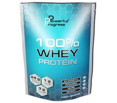 Powerful Progress 100% Whey Protein 1000g в Киеве