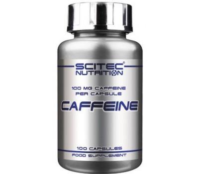 Scitec Caffeine 100 капсул в Киеве