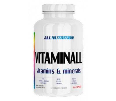 All Nutrition Vitaminall 60 капсул в Киеве