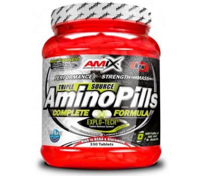 Amix Amino Pills 330 таблеток в Киеве