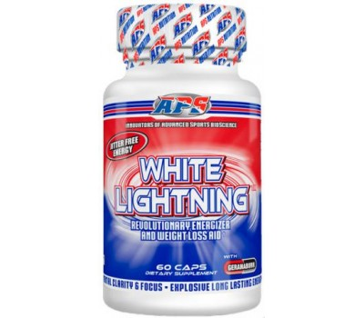 APS White Lightning 60 капсул в Киеве