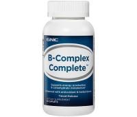 GNC B-Complex Complete 60 таблеток