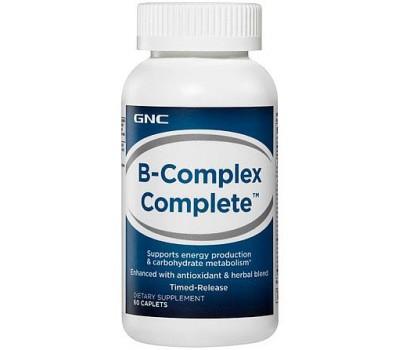 GNC B-Complex Complete 60 таблеток в Киеве