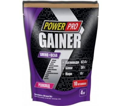 Power Pro Gainer 4 кг в Киеве
