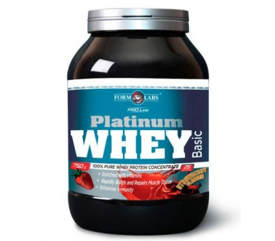 Протеин Form Labs Platinum Whey Basic 750g в Киеве