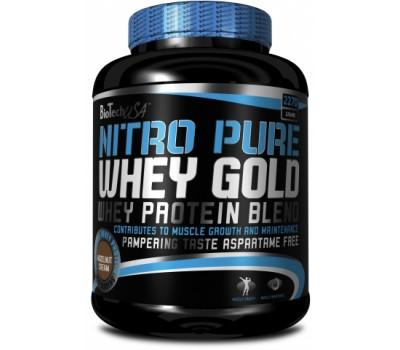Nitro Pure Whey Gold BioTech 2270g в Киеве