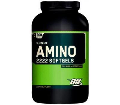 Superior Amino 2222 Optimum Nutrition 300 Softgels в Киеве