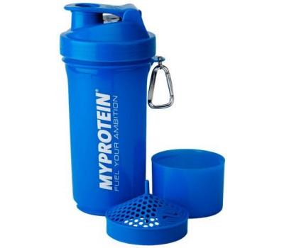 Myprotein SmartShake Slim Shaker Blue 500 мл в Киеве