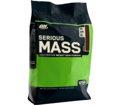 Serious Mass Optimum Nutrition 5450g (USA) в Киеве