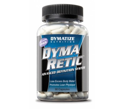 Dyma-Retic Water Loss Dymatize 90 caps в Киеве