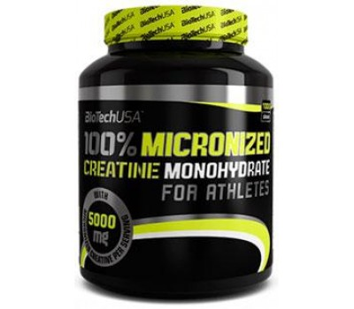 100% Creatine Monohydrate BioTech 1 кг в Киеве