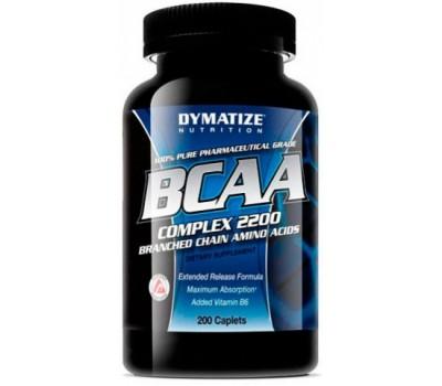 BCAA Complex 2200 Dymatize Nutrition 200 таблеток в Киеве