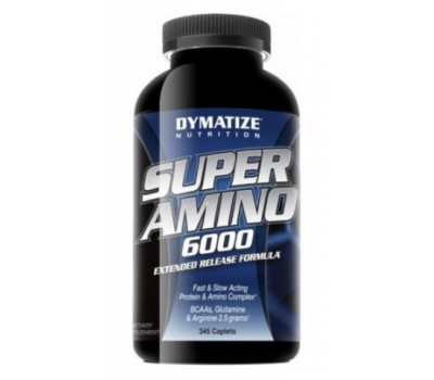 Super Amino 6000 Dymatize 345 таблеток в Киеве
