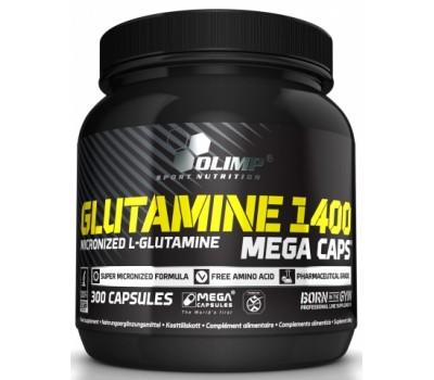 Glutamine Mega Caps 1400 Olimp 300 капсул в Киеве