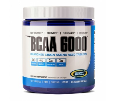 BCAA 6000 Gaspari Nutrition 180 таблеток в Киеве