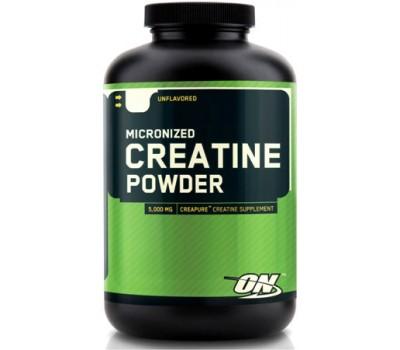 Optimum Nutrition Creatine Powder 600g в Киеве