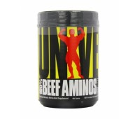 100% Beef Aminos Universal Nutrition 400 таблеток