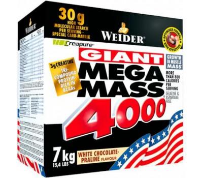 Weider Mega Mass 4000 7 кг в Киеве
