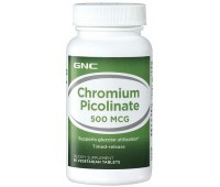GNC Chromium Picolinate 500 mcg 90 таблеток