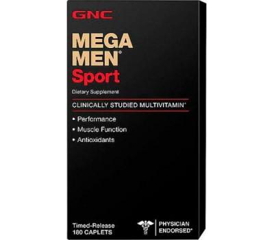 Витамины GNC Mega Men Sport 180 таблеток в Киеве
