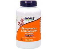 Glucosamine & Chondroitin with MSM 180 капсул