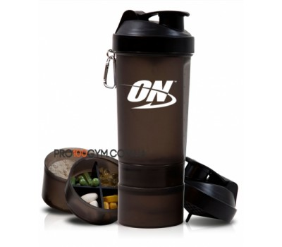 Smart Shaker Optimum Black 600 мл в Киеве