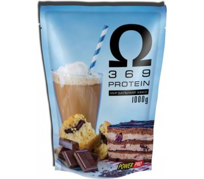 Protein Omega 3-6-9 Power Рro 1000g в Киеве