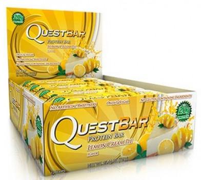 Quest Bar Lemon Cream Pie 12х60g в Киеве