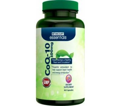 CoQ-10 100 mg Betancourt 90 капсул в Киеве