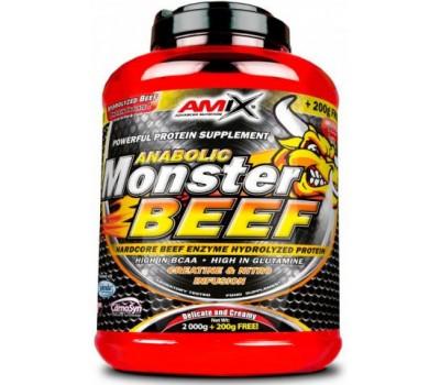 Amix Anabolic Monster Beef Protein 2200g в Киеве