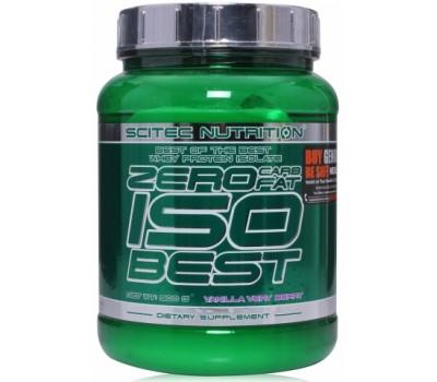 Scitec Nutrition ZERO CARB FAT ISO BEST 900g в Киеве