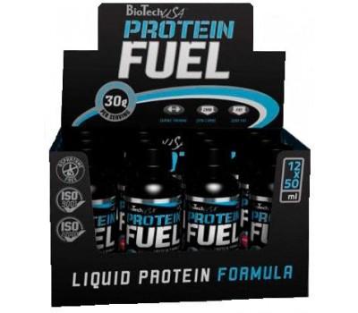 BioTech USA Liquid Protein Fuel 12Х50 ml в Киеве