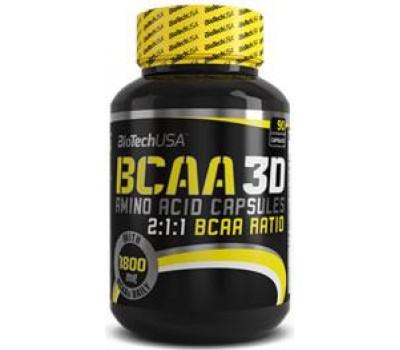 BioTech USA BCAA 3D 90 капсул в Киеве