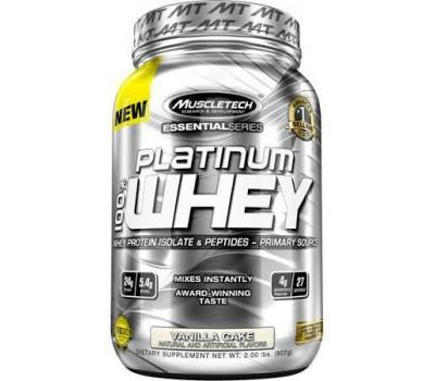 Muscletech Protein Platinum 100% Whey 908g в Киеве