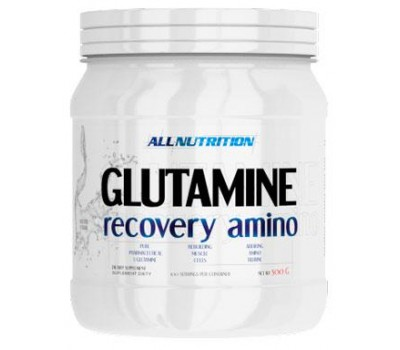 All Nutrition Glutamine Recovery Amino 500g в Киеве