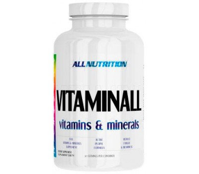 All Nutrition Vitaminall 120 капсул в Киеве