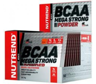 Nutrend BCAA Mega Strong Powder 20Х10g в Киеве