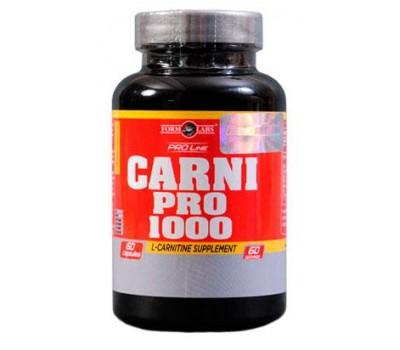 Form Labs Carni Pro 1000 mg 60 капсул в Киеве