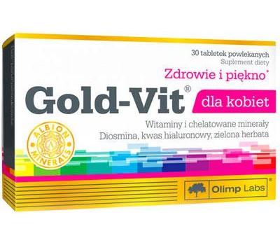 Olimp Labs Gold-Vit for Women 30 таблеток в Киеве