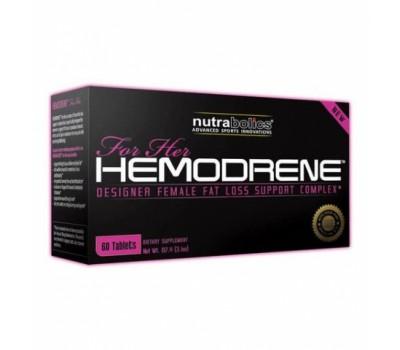 Nutrabolics HemoDrene for her 60 таблеток в Киеве