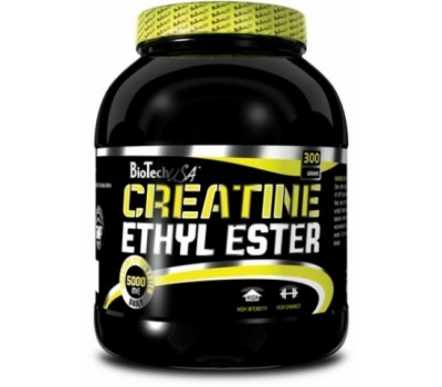 BioTech USA Creatine Ethyl Ester 300g в Киеве
