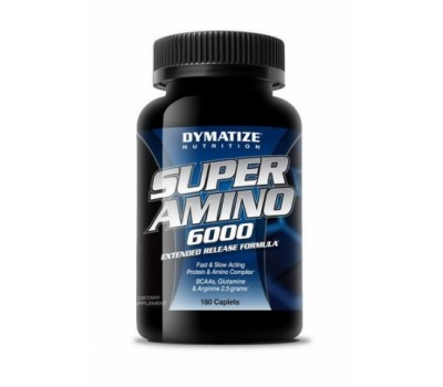 Super Amino 6000 Dymatize 180 таблеток в Киеве