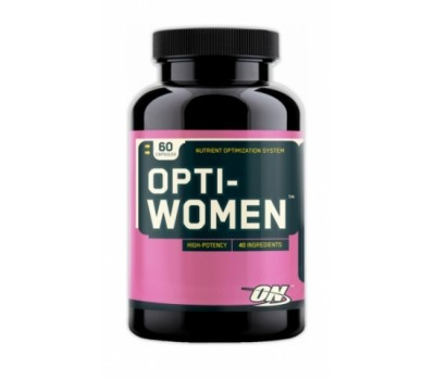 Optimum Nutrition Opti-Women 60 капсул в Киеве