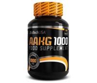 BioTech USA AAKG 1000 100 таблеток